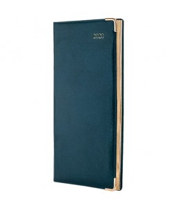 Colombia De Luxe Pocket Weekly Diary with Cream Pages