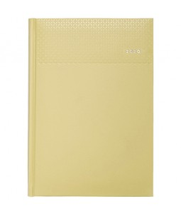 Matra A5 Daily Diary with White Pages