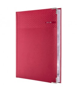 Matra De Luxe A5 Daily Diary with White Pages