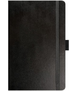 Paros Pocket Ruled Notebook Black