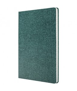 Nature Medium Ruled Notebook