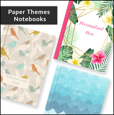 Paper Themes Notebook Collection