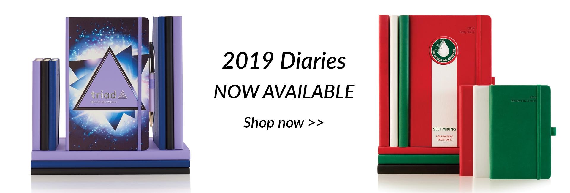 Diaries 2019